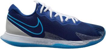 Nike Zoom Vapor Cage 4 Clay tennisschoenen Heren Blauw