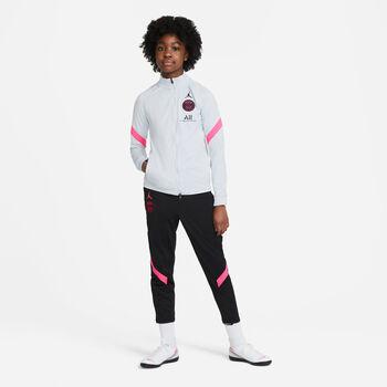 Nike Paris Saint-Germain Dry Strike kids trainingspak Jongens Zwart