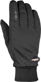 Reusch Leo Stormbloxx handschoenen Heren Zwart