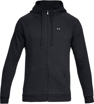 Under Armour Rival Fleece sweater Heren Zwart