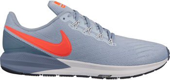 Nike Air Zoom Structure 22 hardloopschoenen Heren Blauw