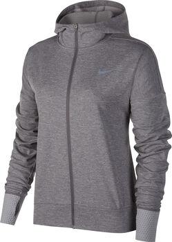 Nike Therma Sphere hoodie Dames Zwart