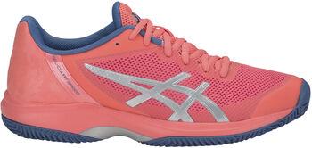 Asics GEL-Court Speed Clay hardloopschoenen Dames Roze