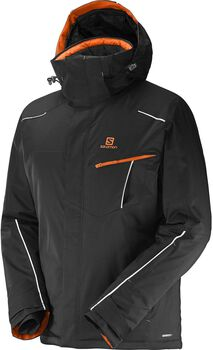 Salomon express jacket Heren Zwart