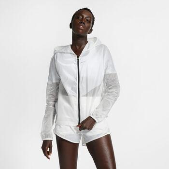 Nike Tech Pack jack Dames Wit