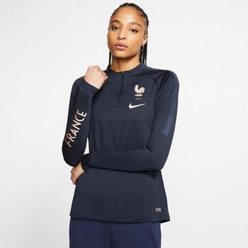 Nike Frankrijk Dry Squad shirt Dames Blauw