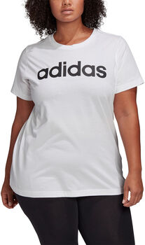 adidas Essentials t-shirt Dames Wit
