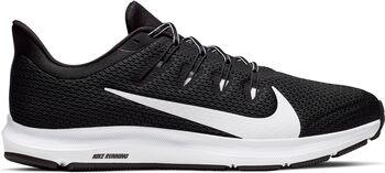 Nike Quest 2 hardloopschoenen Heren Zwart