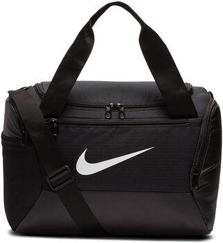 Nike Brasilia 9.0 duffeltas XS Zwart