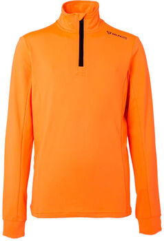 Brunotti Terni jr fleece Jongens Geel