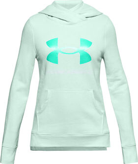 Rival Fleece Logo kids hoodie