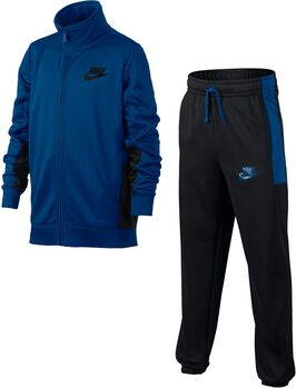 Nike Sportswear jr trainingspak Jongens Blauw