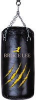bruce lee boxing bag 80cm filled with chain