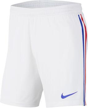 Nike Frankrijk Stadium Thuis/Uit shorts Heren Wit