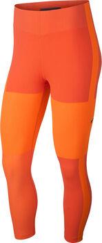 Nike Tech Pack Crop tight Dames Oranje