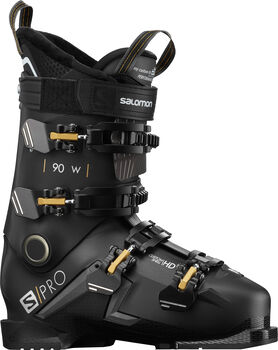 Salomon S/Pro 90 skischoenen Dames Zwart