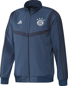 ADIDAS FC Bayern München pre jack 2019-2020 Heren Blauw