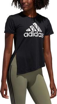 ADIDAS Badge of Sport shirt Dames Zwart