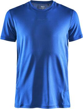 Craft ADV Essence SS Tee M shirt Heren Blauw