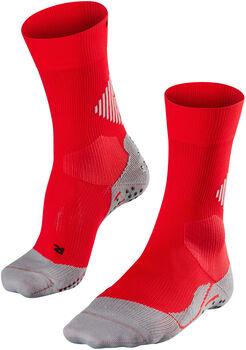 Falke 4 GRIP Stabilizing sokken Heren Rood