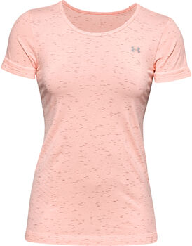 Under Armour Seamless Melange shirt Dames Oranje