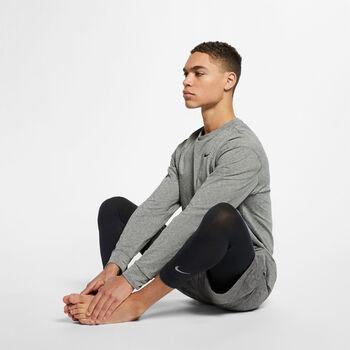 Nike Dry Transcend 3/4 tight Heren Zwart