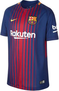 Nike Breathe FC Barcelona Stadium jr shirt  Jongens Blauw