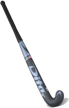 Dita Carbotec C85 L-Bow hockeystick Heren Paars