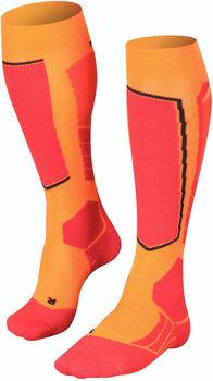 Falke SK2 Men skisokken Heren Oranje