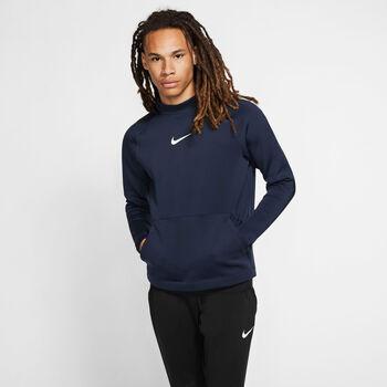 Nike Pullover Fleece hoodie Heren Blauw
