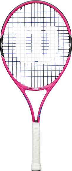 Burn Pink 25 jr tennisracket