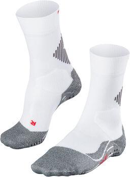 Falke 4 GRIP Stabilizing sokken Heren Wit