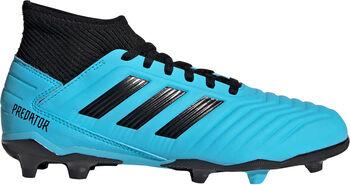 ADIDAS Predator 19.3 FG jr voetbalschoenen Zwart