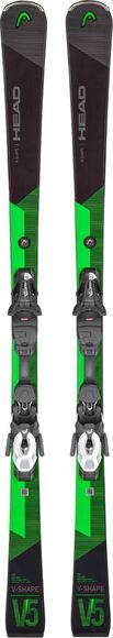 V-Shape LYT V5 ski's