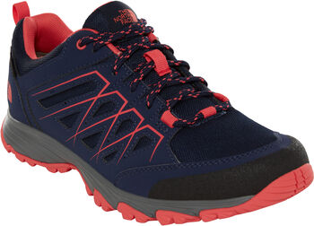 The North Face Venture FH GTX wandelschoenen Dames Blauw