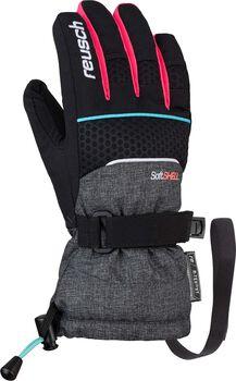 Reusch Connor R-Tex XT kids handschoenen Jongens Zwart