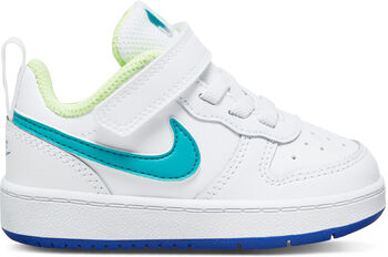 nike court borough low 2 infant/tod Jongens Wit