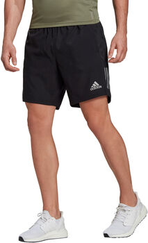 adidas Own the Run Short Heren Zwart