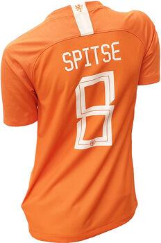 Nike Nederland Stadium Dri-FIT Breathe thuisshirt  Dames Oranje