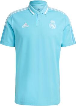 adidas Real Madrid Poloshirt Heren Oranje