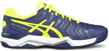 Asics GEL-Challenger 11 Clay tennisschoenen Heren Blauw