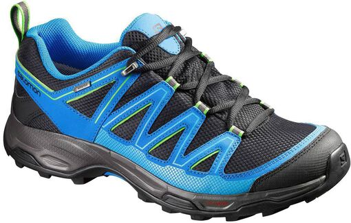 De wentwood gtx wandelschoenen van salomon zijn soepel en comfortabel. dankzij de contagrip slijtzool geven ...