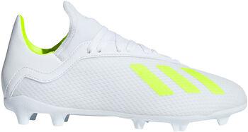 1aaf00b91e9 ADIDAS X 18.3 FG voetbalschoenen Wit