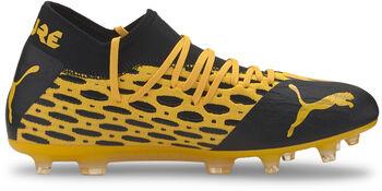 Puma FUTURE 5.2 NETFIT FG/AG voetbalschoenen Heren Geel