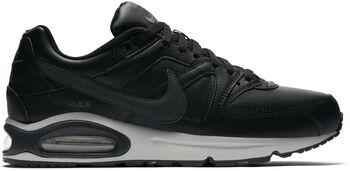 Nike Air Max Command Leather sneakers Heren Zwart