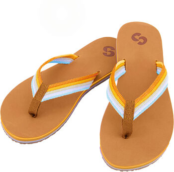 Sinner Balena slippers Dames Bruin