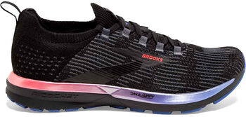Brooks Ricochet 2 hardloopschoenen Dames Zwart