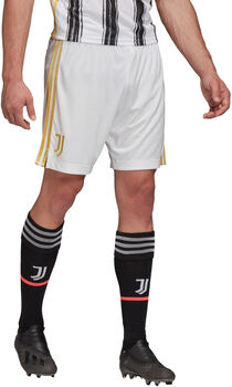 adidas Juventus thuisshort 2020-2021 Heren Wit