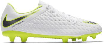 Nike Phantom 3 Club FG voetbalschoenen Wit