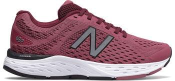 New Balance 680v6 hardloopschoenen Dames Roze